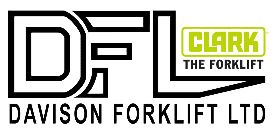 Davison Forklift Logo