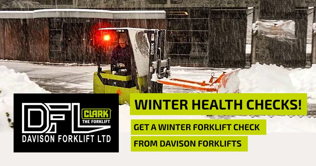 forklift winter health checks
